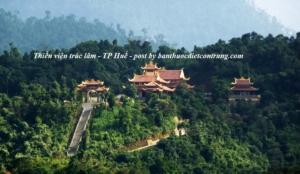 Diệt mối - Thiền Viện Trúc Lâm tại Huế