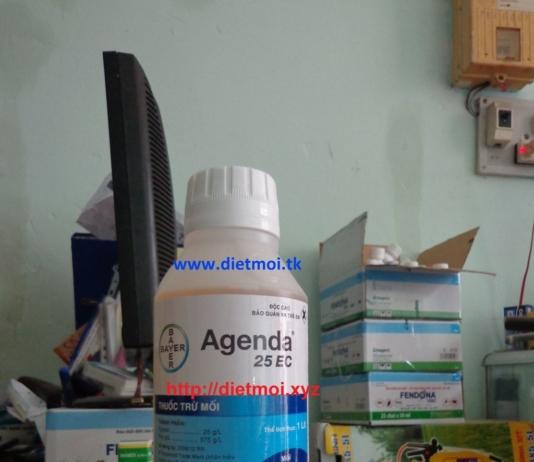 Bán thuốc diệt mối Agenda 25EC tại Đà Nẵng