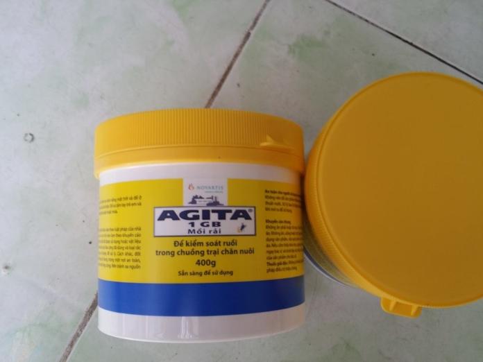 Bán Thuốc diệt ruồi Agita 1GB tại Đà Nẵng