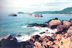 Diệt mối - giới thiệu biển Sa Huỳnh Quảng Ngãi