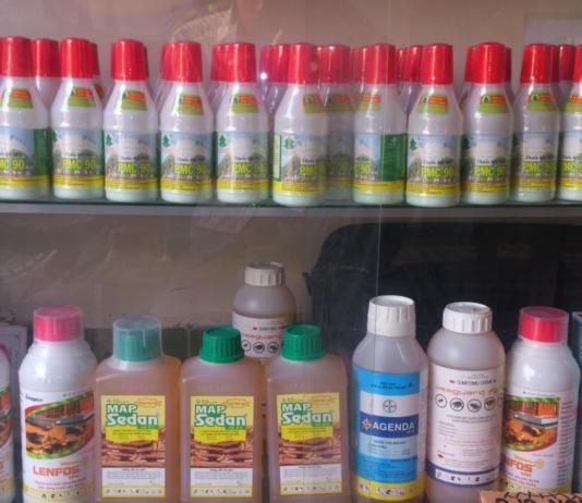 Bán thuốc diệt muỗi tại Đà Nẵng