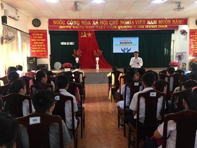 Đà nẵng tổ chức buổi tuyên truyền về Luật bảo vệ trẻ em